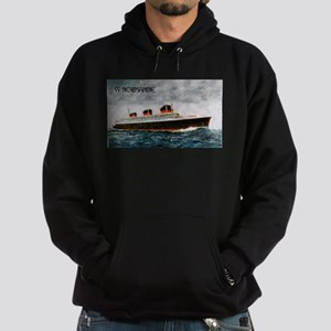 SS Normandie Hoodie (dark)