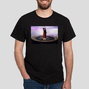 Michelle Barack Obama Dark T-Shirt