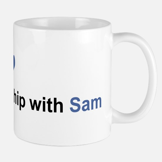 Sam Relationship Mug