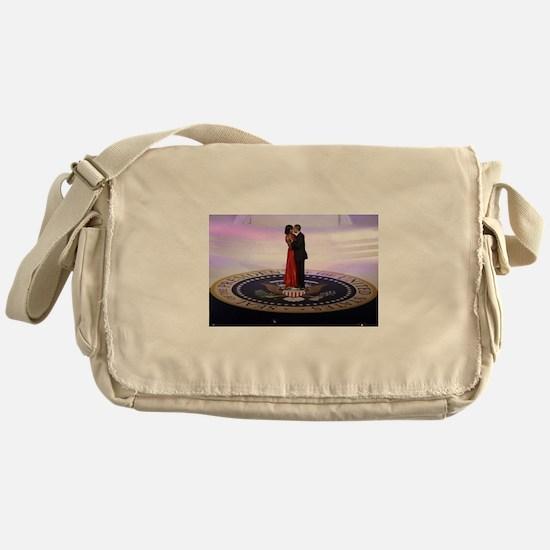 Michelle Barack Obama Messenger Bag