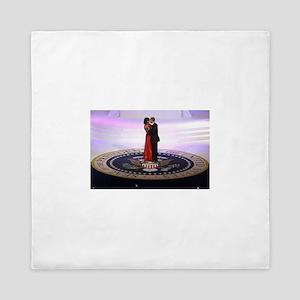 Michelle Barack Obama Queen Duvet