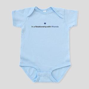 Rhonda Relationship Infant Bodysuit