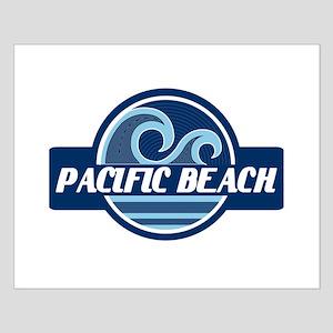 Pacific Beach Surfer Pride Small Poster