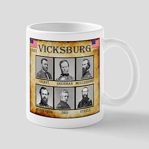 Vicksburg - Union Mug
