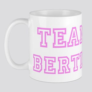 Pink team Bertie Mug