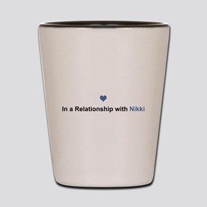 Nikki Relationship Shot Glass