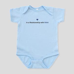Nikki Relationship Infant Bodysuit