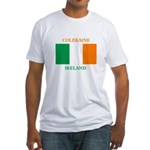 Coleraine Ireland Fitted T-Shirt
