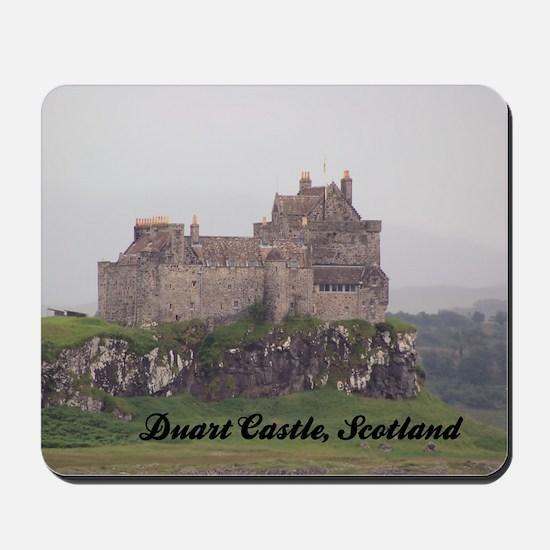 Duart Castle Mousepad