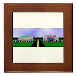 PA Ammo Store Framed Tile