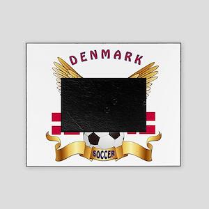 Denmark Football Design Picture Frame