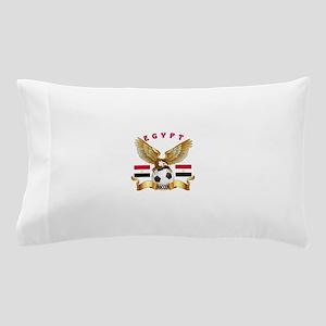 Egypt Football Design Pillow Case