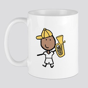 Baritone - Yellow Hat Mug