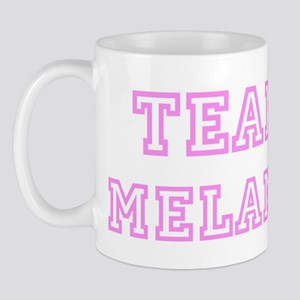 Pink team Melany Mug