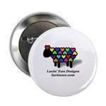 "Luvin ewe logo 2.25"" Button (10 pack)"