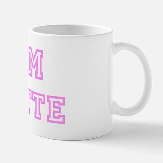 Pink team Lissette Mug