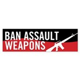 Ban assault weapons Single