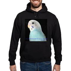 Parakeet 3 Steve Duncan Hoodie (dark)