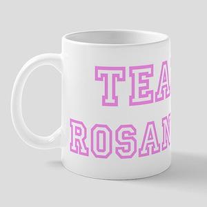 Pink team Rosanna Mug