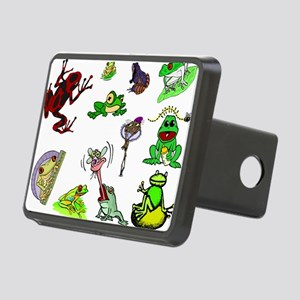 lovefrogback Rectangular Hitch Cover