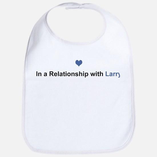 Larry Relationship Bib