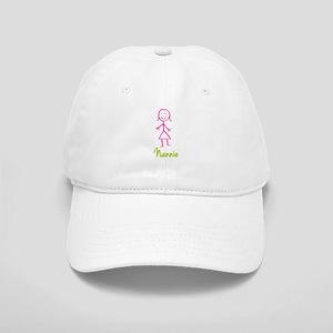Nannie-cute-stick-girl Cap