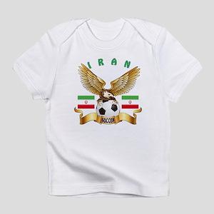 Iran Football Design Infant T-Shirt
