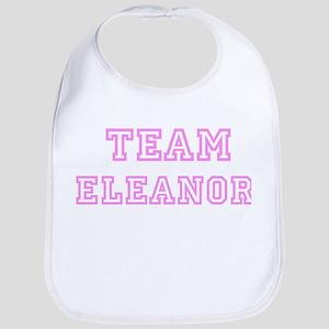 Pink team Eleanor Bib