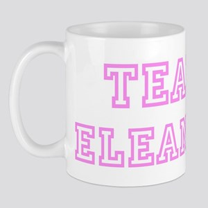 Pink team Eleanor Mug