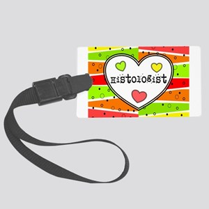 Histologist tote 5 Large Luggage Tag