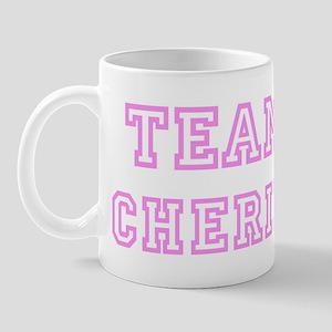 Pink team Cherie Mug