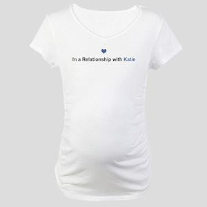 Katie Relationship Maternity T-Shirt