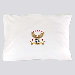 Japan Football Design Pillow Case