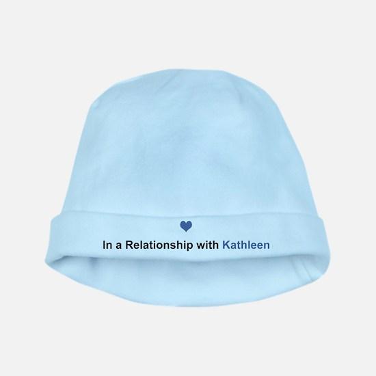Kathleen Relationship baby hat