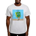 Scrungepad Nopants Light T-Shirt