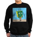Scrungepad Nopants Sweatshirt (dark)