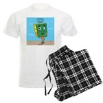 Scrungepad Nopants Men's Light Pajamas