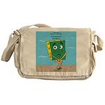 Scrungepad Nopants Messenger Bag