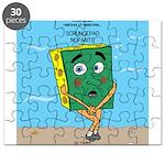 Scrungepad Nopants Puzzle