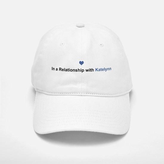 Katelynn Relationship Baseball Baseball Cap