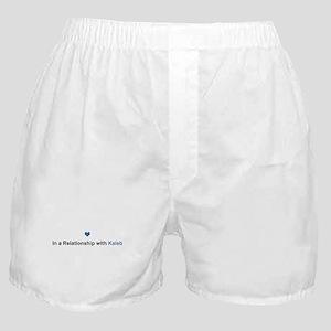 Kaleb Relationship Boxer Shorts