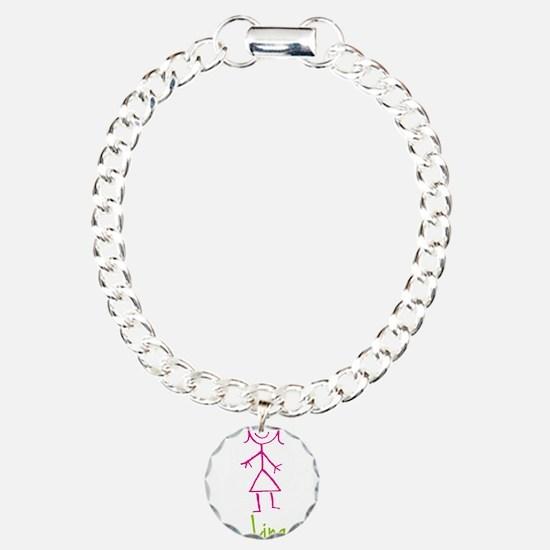 Lina-cute-stick-girl.png Bracelet