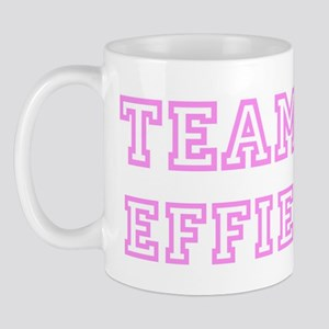 Pink team Effie Mug