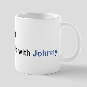 Johnny Relationship Mug