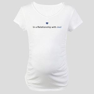 Joel Relationship Maternity T-Shirt