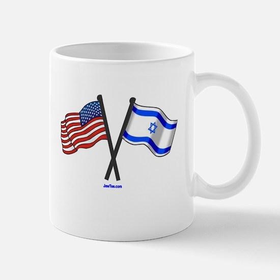 American Israel Friendship Mug