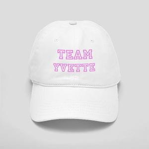Pink team Yvette Cap
