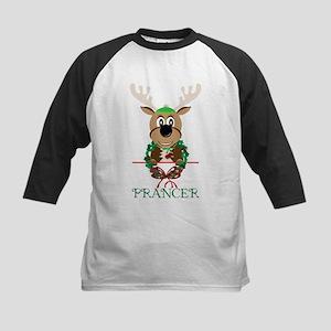 Prancer Kids Baseball Jersey