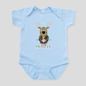 Prancer Infant Bodysuit