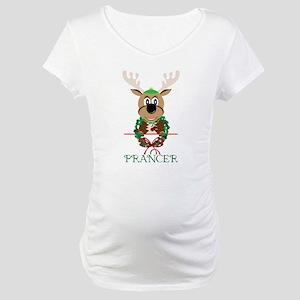 Prancer Maternity T-Shirt